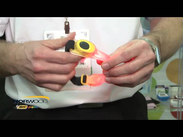 40901  Safety Light Arm Band