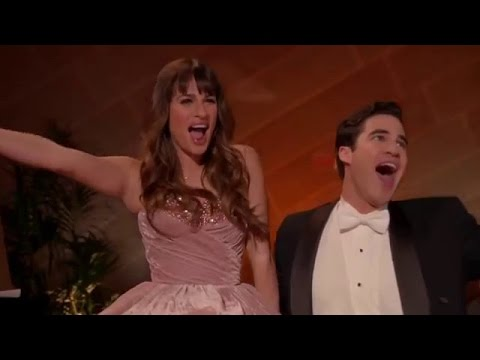 GLEE - Broadway Baby (Full Performance) (Official Music Video) HD