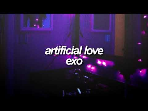 Artificial Love by EXO but you are in a bathroom at a party