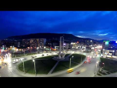 Time-Lapse Makhachkala 2016 | 4K.