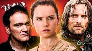 HERR DER RINGE-Serie   STAR WARS 8: Laufzeit veröffentlicht   TARANTINOS neuer Film