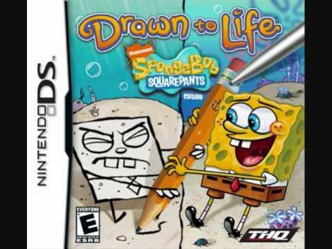 Spongebob Drawn To Life Ripped Soundtrack Doodlebob