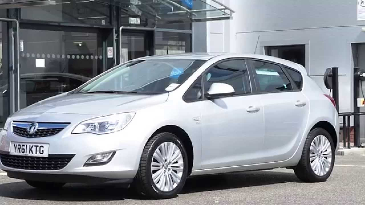 Cars That Start With G >> 2011 61 Plate Vauxhall Astra 1.6 16v Excite 5dr In Sovereign Silver - YouTube