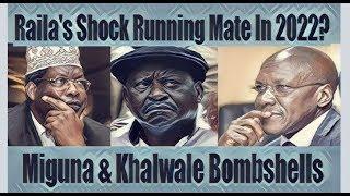 Miguna's Shocking Raila Revelations