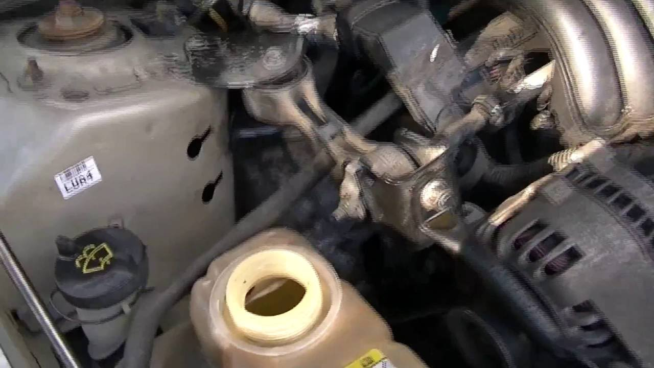 Heater Core Flush No Heat How I Fixed Mine Ford Taurus