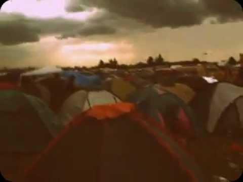 Fusion Festival 2012 - Sturm über dem Zeltlager