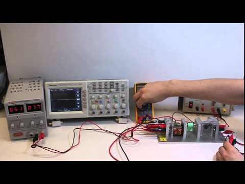 Lab 1: DC Motors