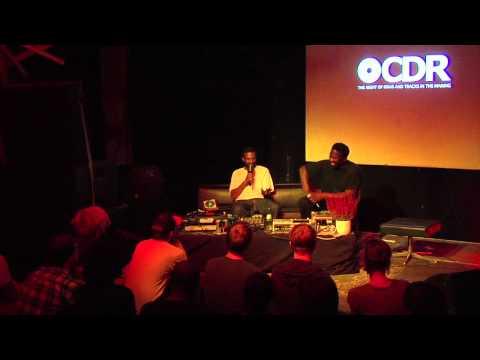 CDR Berlin Workshop THEO PARRISH (Detroit)