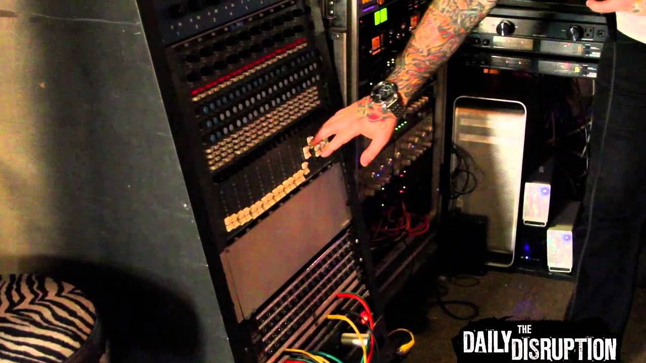 Will Putney - Guitar Tracking | Into The Machine - Episode 2