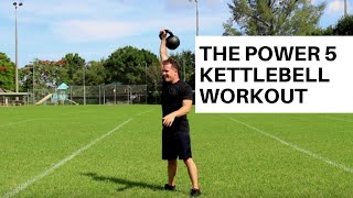 Kettlebell Workout: The