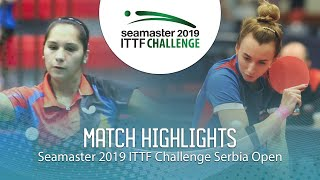 Мария Маланина vs Judith Morales | Serbia Open 2019 (R64)