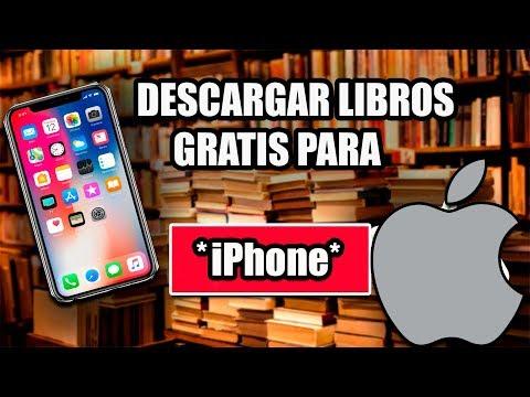 Descargar LIBROS GRATIS Para IPhone Y IPad 2020 😉