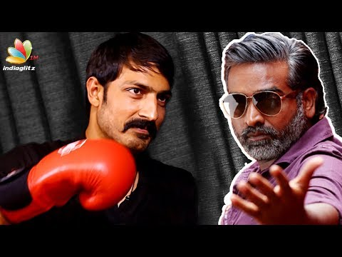 Vijay Sethupathi is 'Sokka Thangam' : Harish Uthaman Interview | Nenjil Thunivu Irunthal