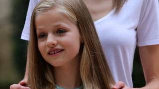 HAPPY 11TH BIRTHDAY PRINCESS LEONOR!