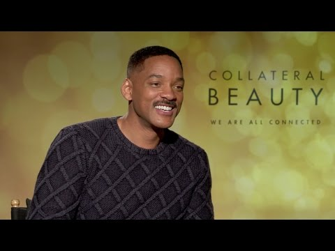 Thumbnail: Will Smith Talks 'Collateral Beauty' Heart Wrenching New Movie! (2016 Movie)