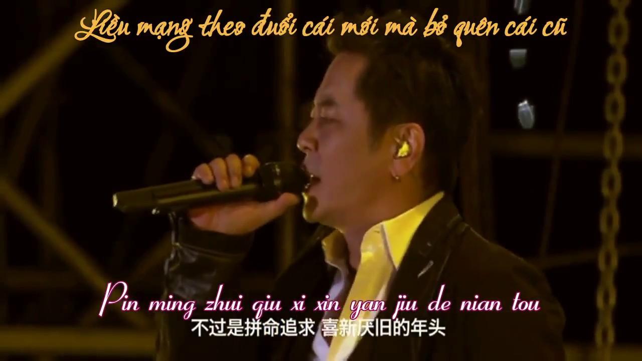 [Vietsub] Thương Tâm 1999 - Vương Kiệt (傷心1999 * 王傑) Concert Bắc Kinh 2014 - YouTube