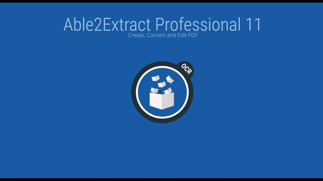 Able2extract portable