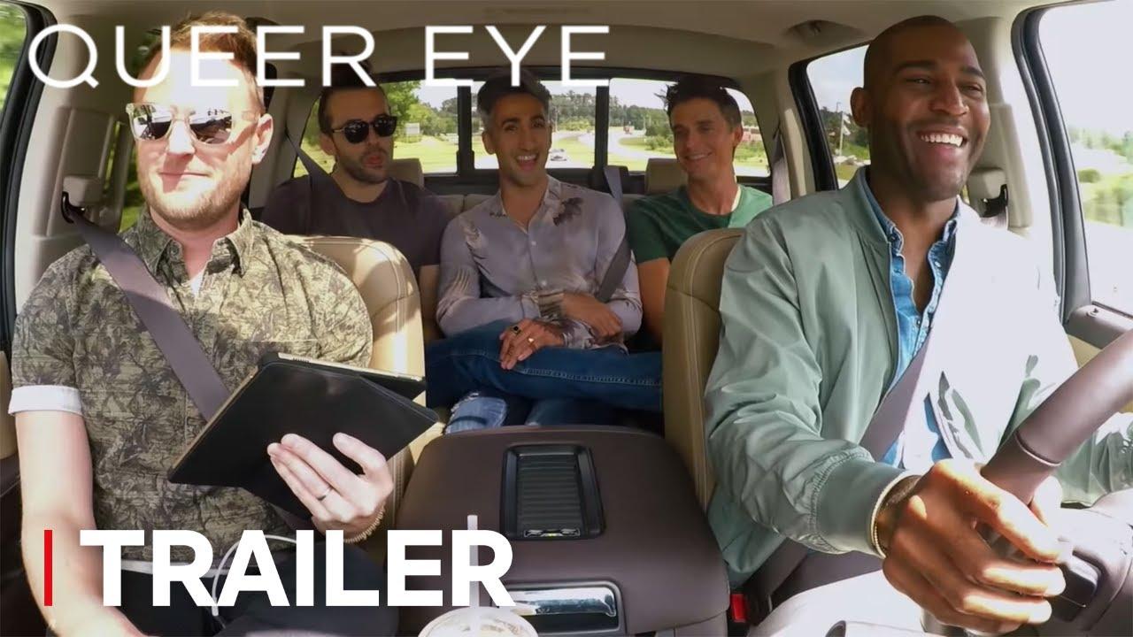Queer Eye Season 2 Trailer Hd Netflix Youtube