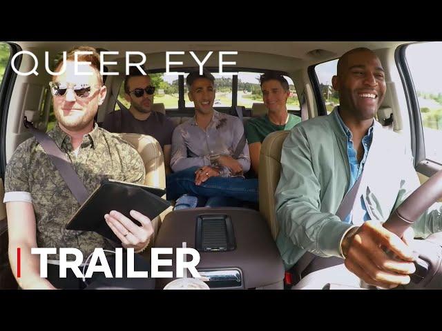 Queer Eye: Season 2   Trailer [HD]   Netflix