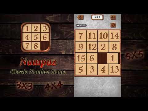 Numpuz: Classic Number Games, Num Riddle Puzzle 1