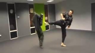 Extremely Advanced Jeet Kune Do Training