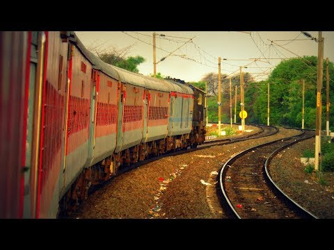 PATNA TO MUMBAI onboard 82355 Suvidha Express - Part 2