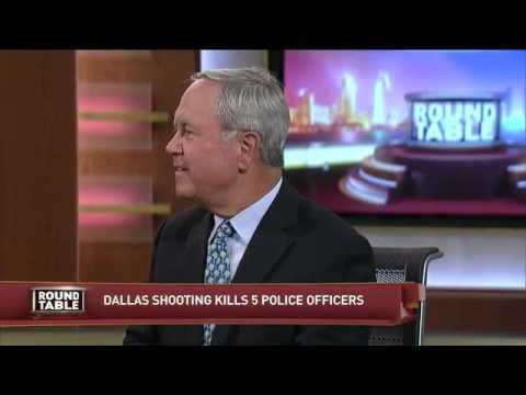 Roundtable: Dallas Police Attack, Homelessness, Balboa Park