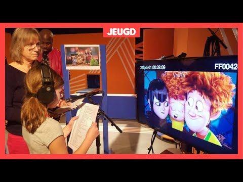 Op zoek naar nieuwe kinderstemmen voor tekenfilms