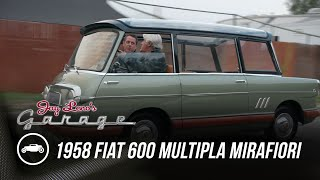 homepage tile video photo for Two of Five Ever Built: 1958 Fiat 600 Multipla Mirafiori - Jay Leno's Garage