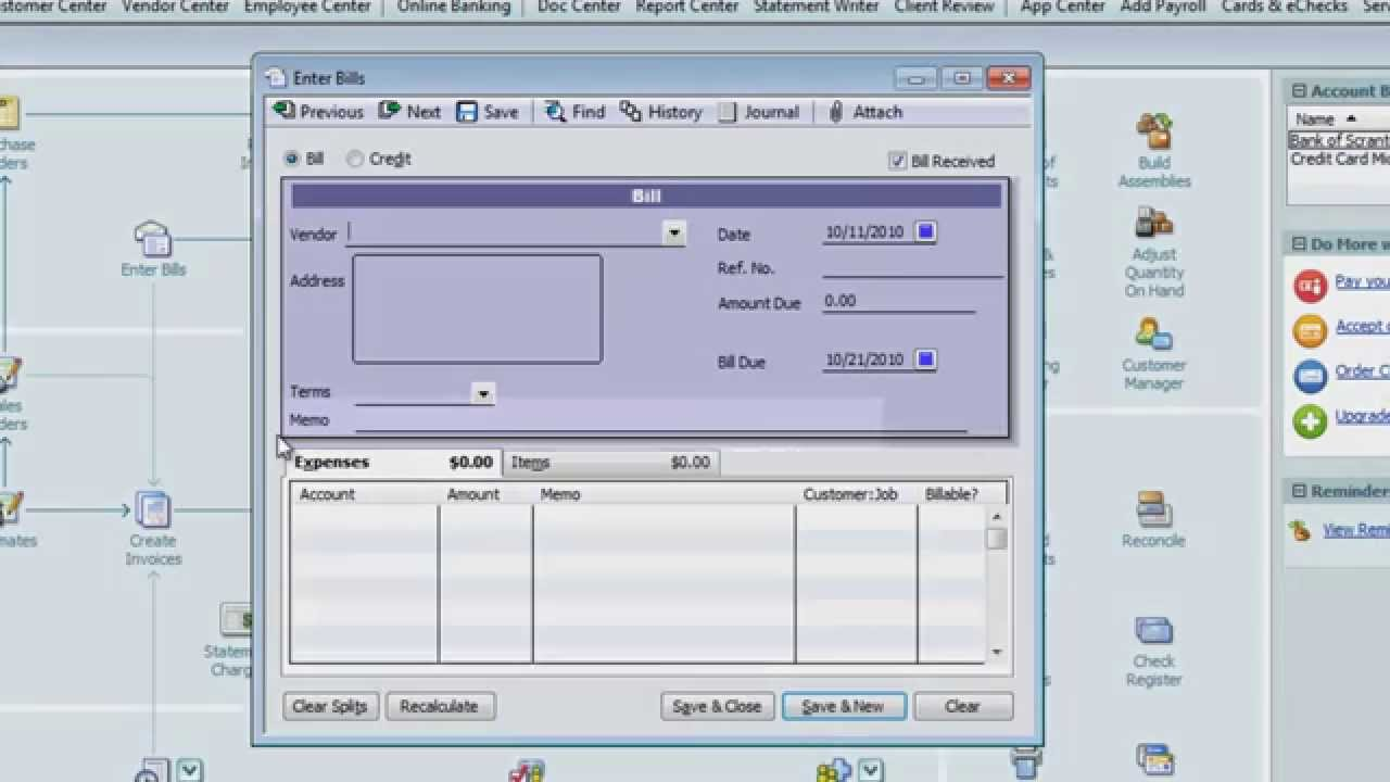 Quickbooks Memo Fields YouTube - Quickbooks invoice memo field