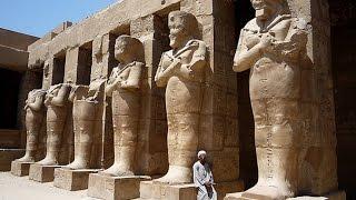 Египет - Карнак и Луксор(Самые знаменитые чудеса Света., 2015-12-01T00:11:43.000Z)