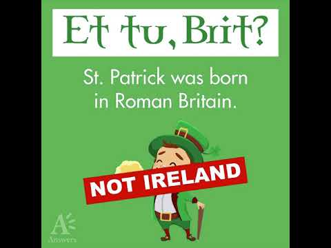 St. Patrick's Day Misconceptions