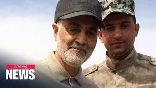 Iran's commander Qasem Soleimani killed near Baghdad airport in U.S. airstrike ordered by Trump