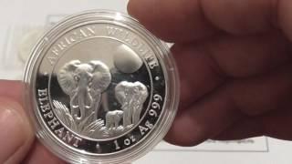 Самые популярные серебряные инвестиционные монеты.(, 2017-03-11T17:47:50.000Z)