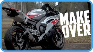 Extreme Makeover Yamaha R6 Edition [Part 1]