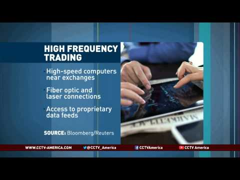 New Book Puts High Frequency Trading in Controversy
