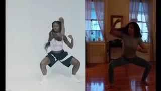 Ny Pense Plus Afrobeats Challenge by Badgyalcassie