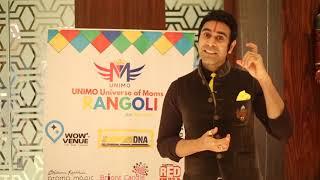 Sandeep Soparrkar at UNIMO Event