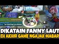 DIKATAIN FANNY LAUT EHH AKHIR GAME MALAH NGAJAK MAEN LAGI WKWKW Mobile Legends mp3