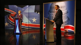 Sen. Warren, GOP challenger Diehl square off for final debate