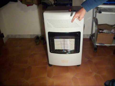 Stufa funzionante youtube - Stufa a gas per cucinare ...