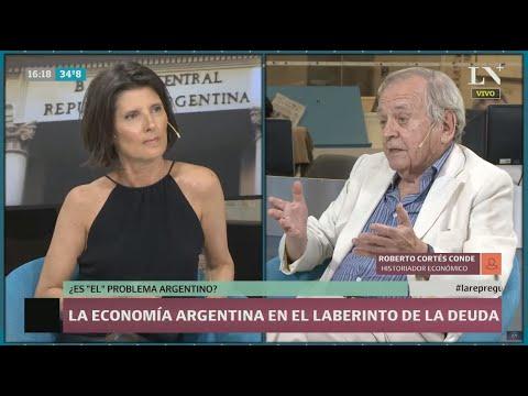 """Economía argentina en el laberinto de la deuda: ¿es """"el"""" problema argentino?"""