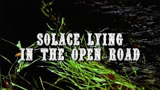 Tyler Gregory - Solace Lying In The Open Road