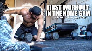 Brutal DUMBBELL ONLY CrossFit® Workout