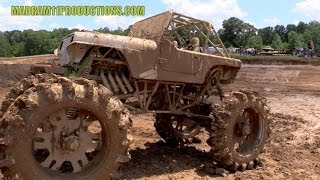 2000 HORSEPOWER FARM JEEP
