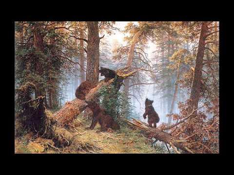 "Glazunov - ""The Forest"" Orchestral Fantasy (Final Part)"