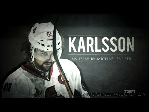 Erik Karlsson - Generational Defenceman - By Michael Farber - TSN Feature 2017 (HD)