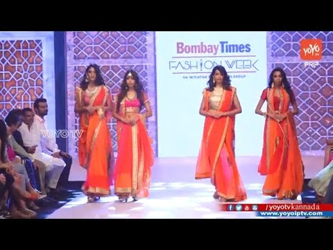 India Fashion Week Spring Summer 2019 | Fashion Show 2019 | Models Show | YOYO TV Kannada