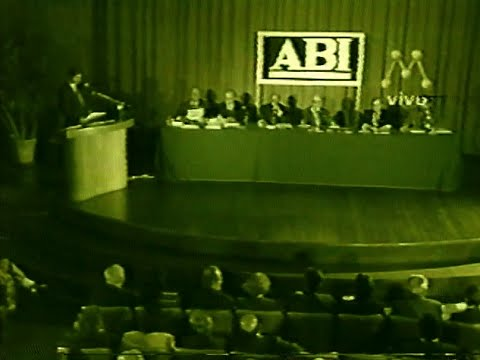 Debate presidencial de 1994 - Manchete (Completo) - COR DISTORCIDA, LEIA DESCRIÇÃO