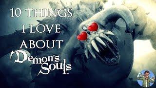 10 Things I Love: Demon's Souls